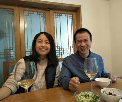 Zhang Xinyue and Elder Li Yingqiang anniversary