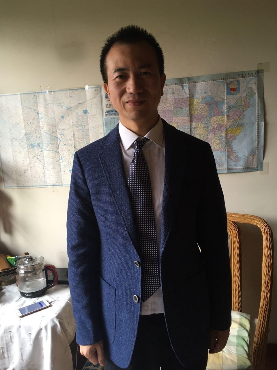 CHINA: Early Rain Covenant Church elder detained