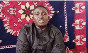Pastor Polycarp Zongo (hostage)