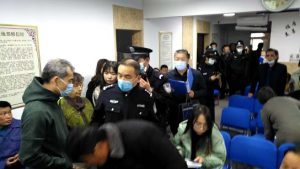 Officials raid Xuncheng Church