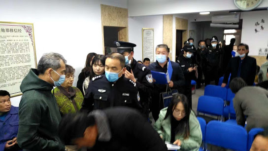 CHINA: Early Rain church plant raided, seven detained