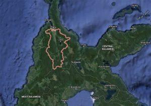 Indonesia attack location