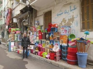 Ramsis Boulos Hermina's shop