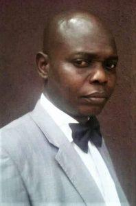 Rev Johnson Oladimeji
