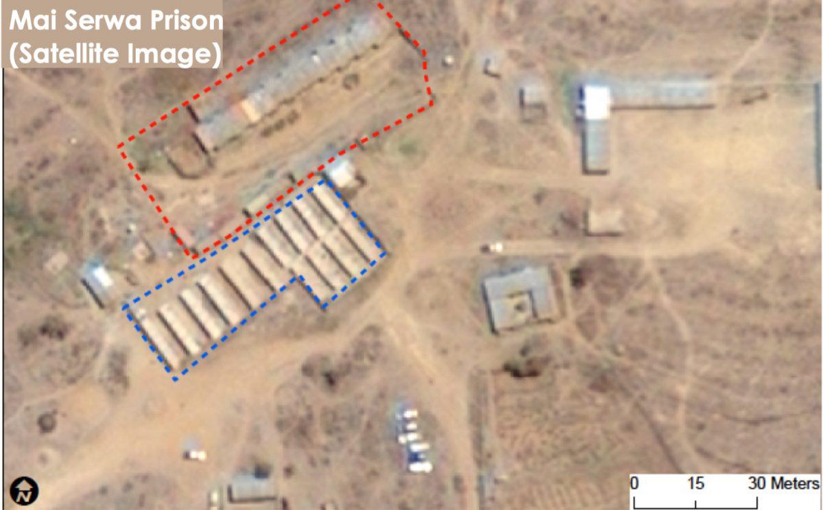 Mai Serwa Prison (Satellite Image)