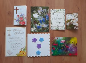 Cards for Youcef's familly
