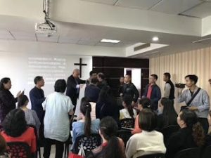 Guiyang Renai Reformed Church raid 2019