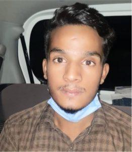 Nabeel Masih released