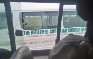 RCCG minibus