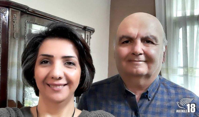 Sara Ahmadi and Homayoun Zhaveh