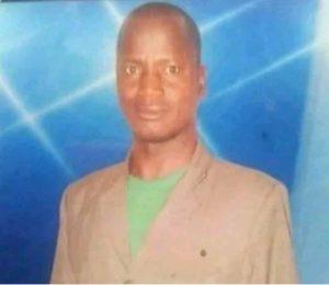 Dr Zakariya Dogonyaro