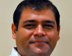 Rev Vijayesh Lal