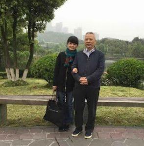 Zhang Chunlei and Yang Aiqing
