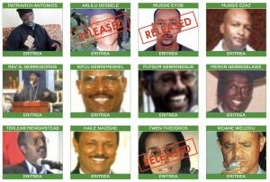 Eritrea Prisoner Grid 2021