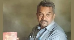 Martyred Pastor Alok Rajhans