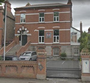 Nigerian Embassy Dublin