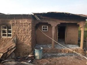 House burnt in Fulani attack