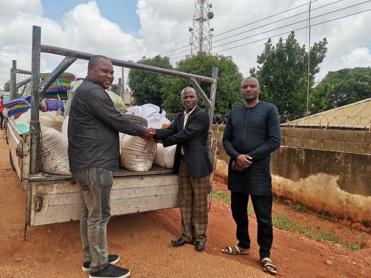 NIGERIA: Aid reaches displaced victims of Fulani attacks