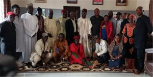 Irigwe Aid (Traditional Leaders)