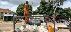 Irigwe Aid (Unloading)