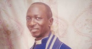 Rev Silas Yakubu Ali