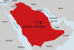 Saudi Arabia Map2