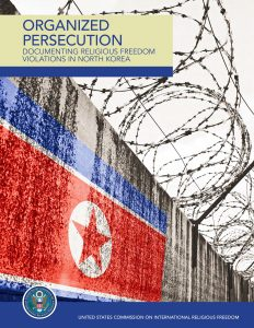 USCIRF 2021 North Korea report