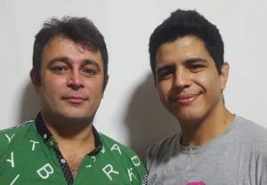 Morteza and Ahmad